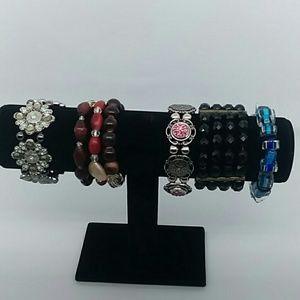 5 piece large Bracelet Bundle 💜